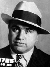 Mobster Al Capone Picture